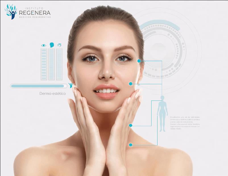 Regenera: División Dermoestética